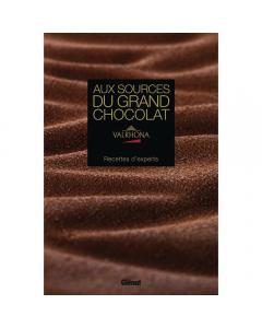 Livre Aux Sources du Grand Chocolat