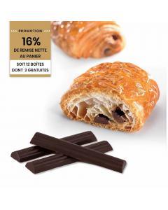 Batons petits pains 3,2 gr - 48%
