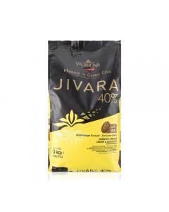Jivara Lactée 40% fèves 3 kg
