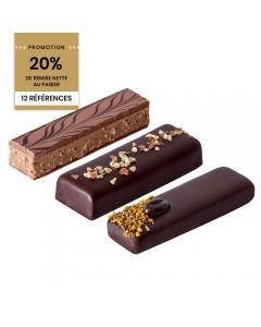 Promotion Colis Choco'bars 12 boites + étuis