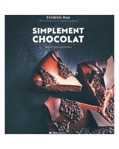 Livre Simplement Chocolat Frédéric Bau