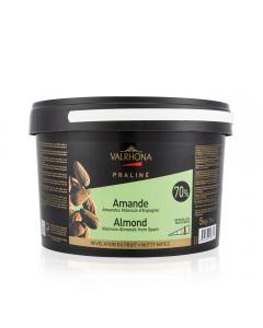 Praliné Amande 70% fruité 5 kg