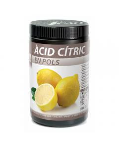 Acide citrique en poudre