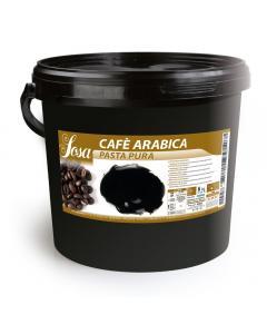Pâte pure de café arabica