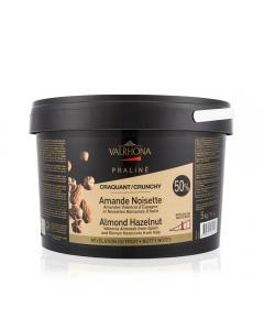 Praliné Amande Noisette 50% fruité craquant 5 kg
