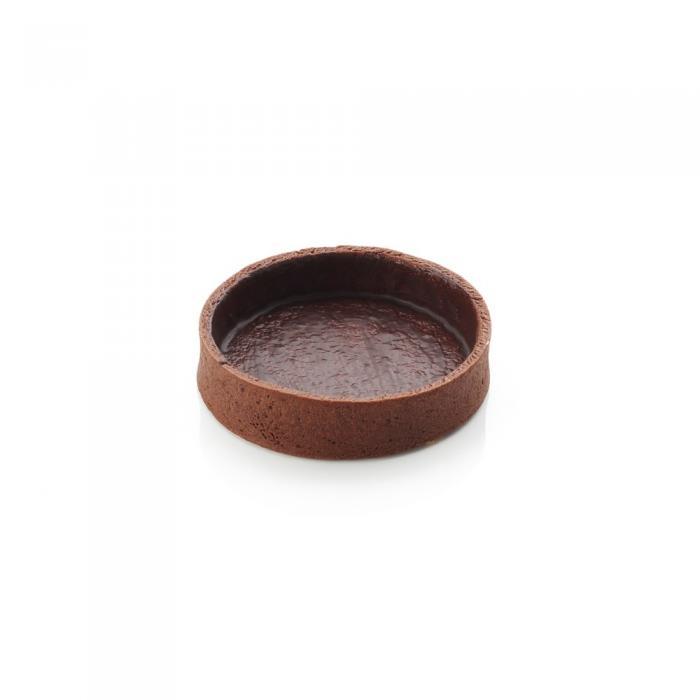 Grands ronds sucres cacao par La Rose Noire