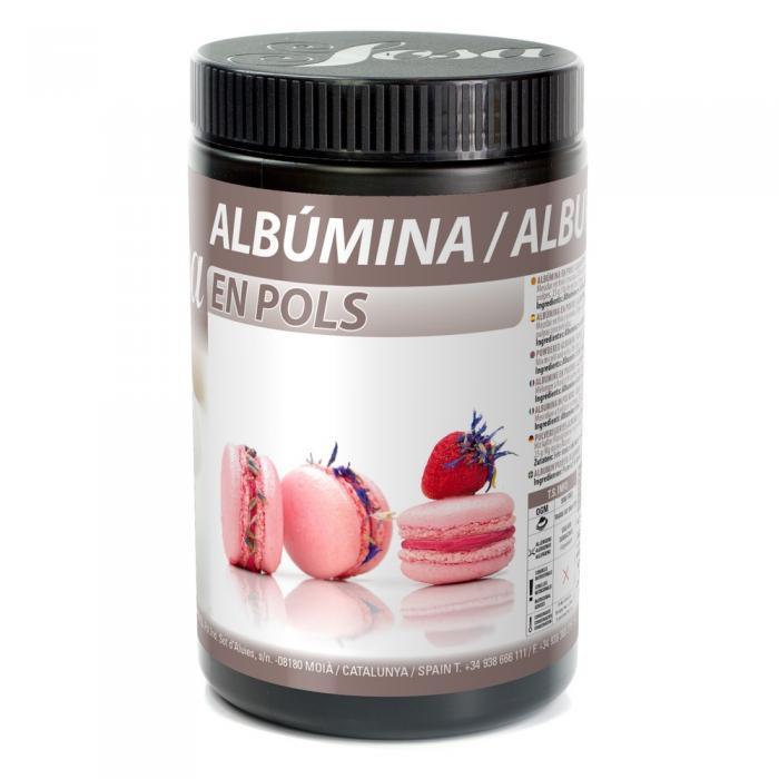 Albumine en poudre par Sosa