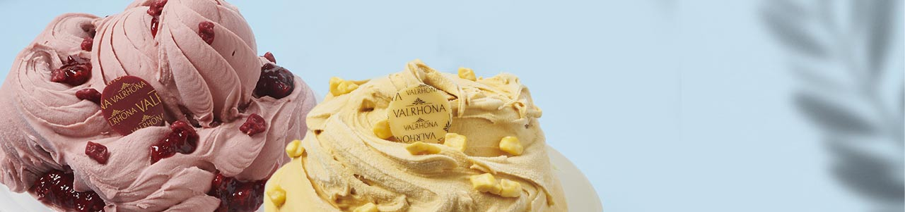 Glaces Topping Valrhona Selection